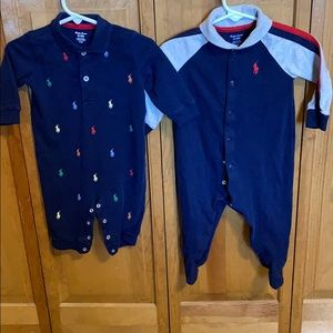 2 Ralph Lauren boys outfits
